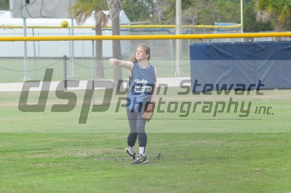 Holy Trinity Varsity Softball 2-9-12