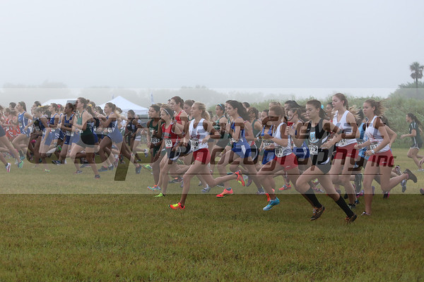 Cross Country @ Astronaut Invitational 9-7-13