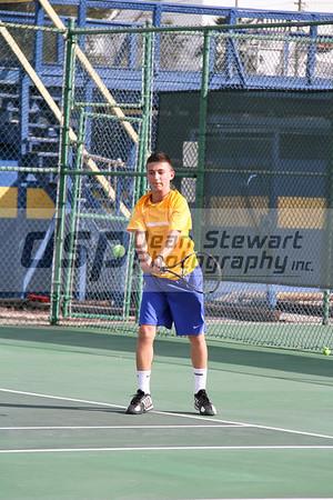 Lyman Boys & Girls Tennis 2-15-12
