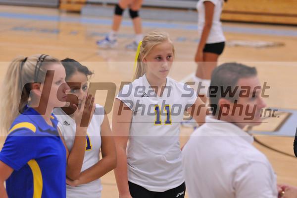 Lyman Girls Volleyball