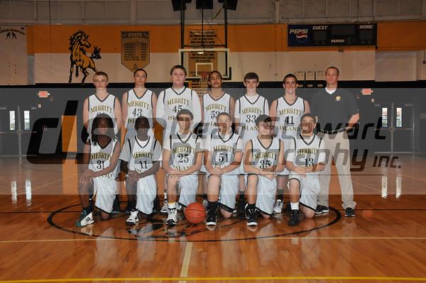 Merritt Island Boys Basketball 1-11-12