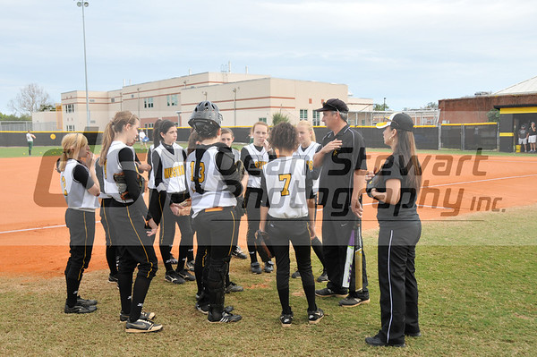 Merritt Island Softball 2-6-12