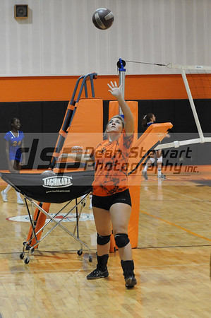 Spruce Creek JV Girls Volleyball 10-19