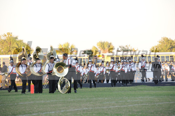 Spruce Creek Marching Band 10-20