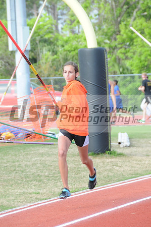 Spruce Creek Track and Field 3-10-12