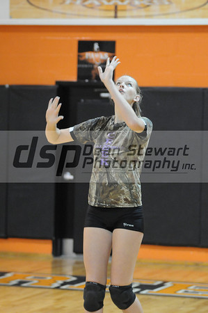Spruce Creek Varsity Girls Volleyball 10-19