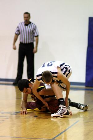 2011 Boys JV Basketball