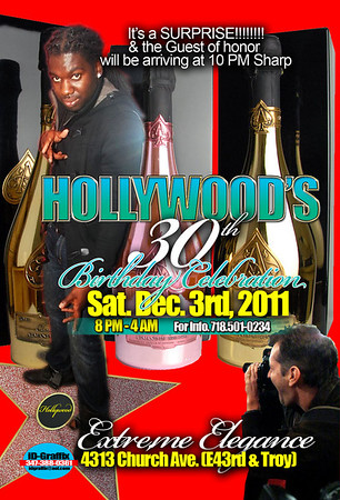12/03/11 HOLLYWOOD BDAY PARTY