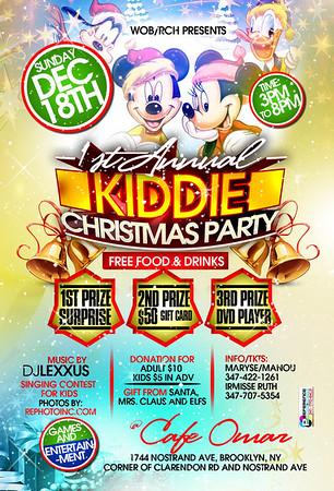 12/18/11 Kiddie Christmas Party