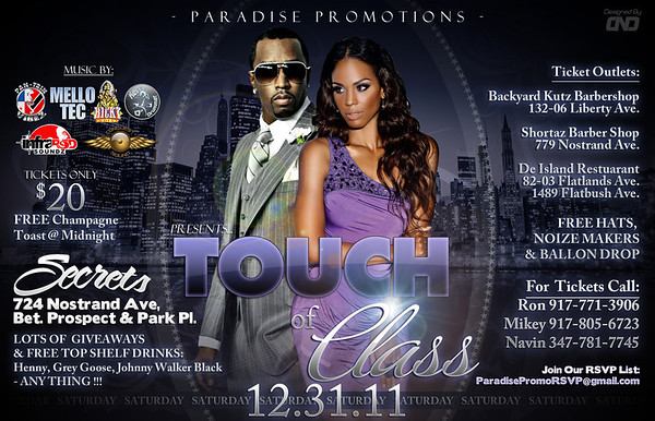 12/31/11 Touch Of Class