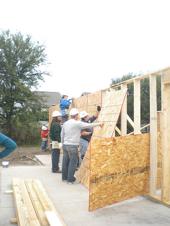 Dickenson Lane Build