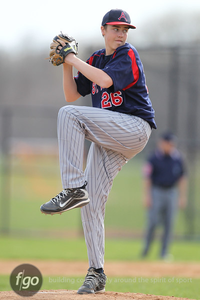 St Agnes v Minneaspolis Washburn Baseball 5-6-11_19