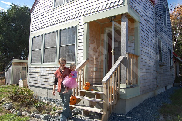 More Mainers Seeking Simplicity and Littler Homes