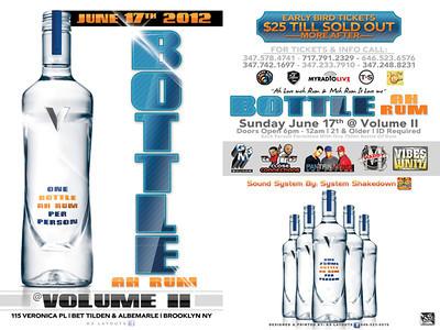 06/17/12 Bottle Ah Rum