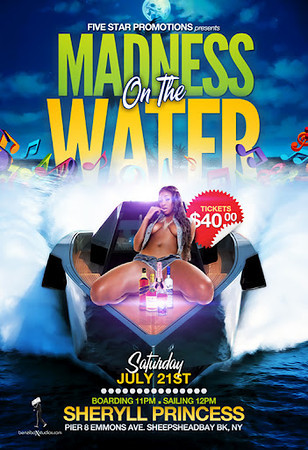 07/21/12 Madness On The Water
