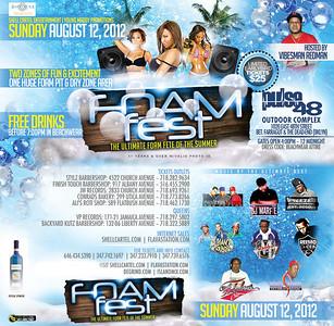 08/12/12 Foam Fest