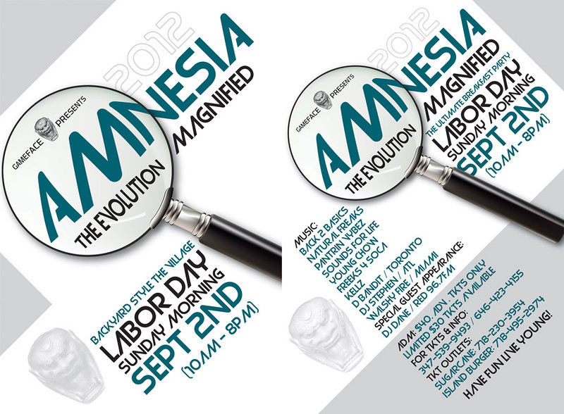 Amnesia 2012