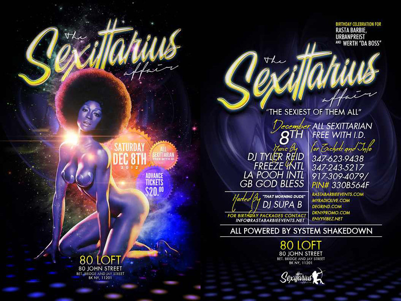The SEXITTARIUS Affair