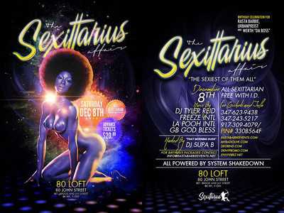 12/08/12 The SEXITTARIUS Affair