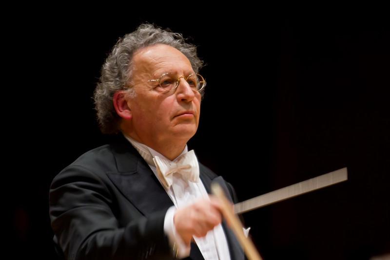 Boris Brott, McGill Chamber Orchestra, Montreal, February 13, 2012 (Beethoven, Seven Minuets, Symphony No. 2 & Piano Concerto No. 3 with Alina Israilian)