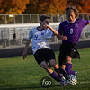 Buffalo v Minneapolis Southwest Boys Soccer 10-3-12 :