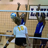 Burnsville v Minneapolis Southwest Volleyball 9-12-12 :