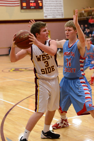 West Side vs. Marsh Valley