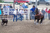 Tom and Spud, 2013 Nebraska High School Rodeo Finals