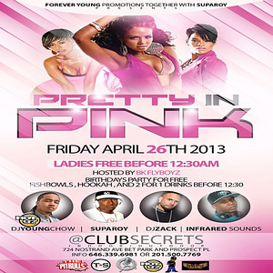 04/26/13 Pretty In Pink