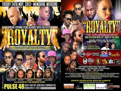 05/24/13 Royalty