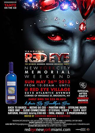 05/26/13 Red Eye