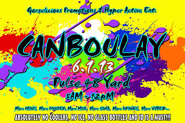 06/01/13 Canboulay