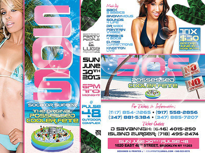 06/30/13 Soca Or Suffer (SOS)