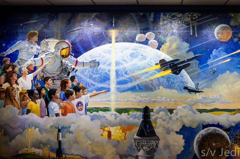 Cosmosphere in Hutchinson, Kansas
