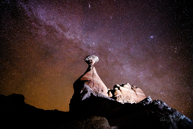 Hoodoos_Grand Staircase-Escalante National Monument_Utah_photo by Gabe DeWitt_October 31, 2013-44