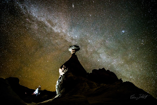 Hoodoos_Grand Staircase-Escalante National Monument_Utah_photo by Gabe DeWitt_October 31, 2013-43
