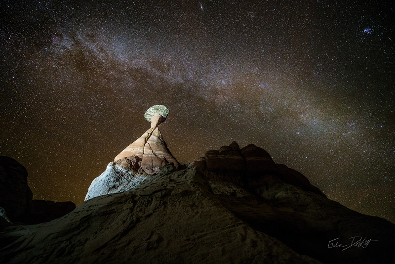 Hoodoos_Grand Staircase-Escalante National Monument_Utah_photo by Gabe DeWitt_October 31, 2013-28