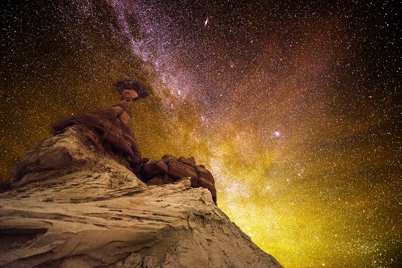 Hoodoos_Grand Staircase-Escalante National Monument_Utah_photo by Gabe DeWitt_October 31, 2013-13