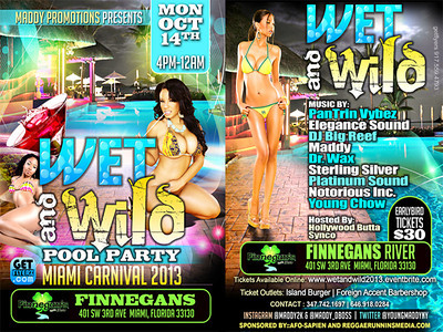10/14/13 Wet N Wild Pool Party