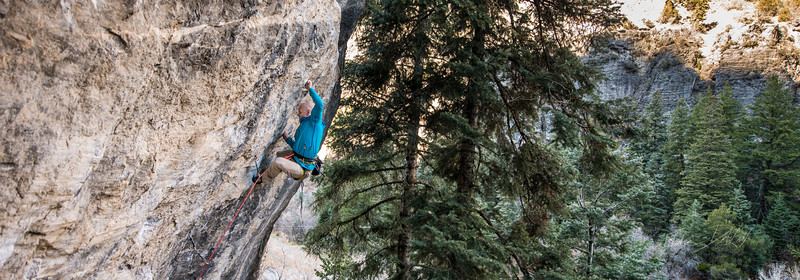Climbing_American Fork Canyon_Utah_photo by Gabe DeWitt_November 02, 2013-60