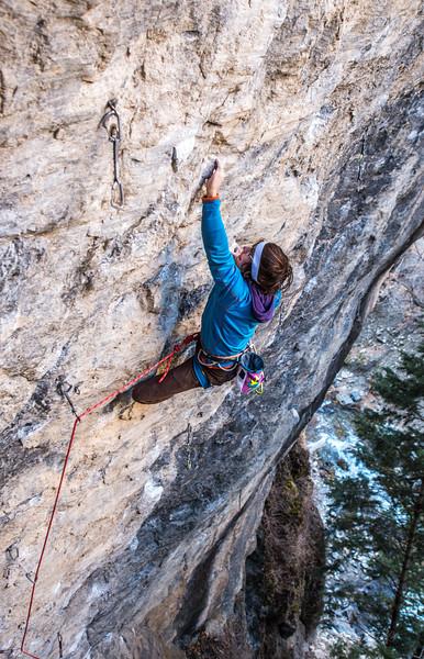 Climbing_American Fork Canyon_Utah_photo by Gabe DeWitt_November 02, 2013-108