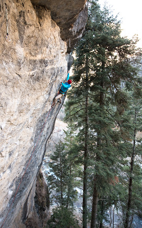 Climbing_American Fork Canyon_Utah_photo by Gabe DeWitt_November 02, 2013-19-2