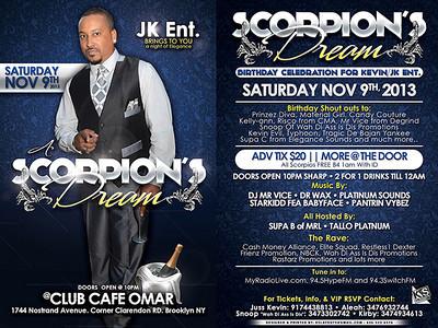 11/09/13 Scorpions Dream