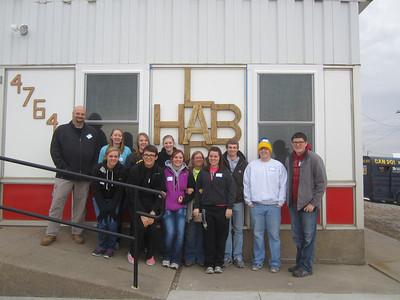2013 Habitat Builds