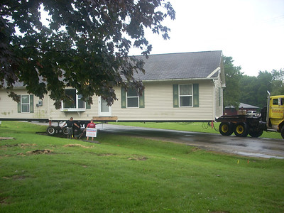 House Move from Solon to Tipton
