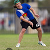Day 2 Action from USA Ultimate National Championships in Frisco, Texas - Women's Division