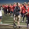 Semi-final Men's Division game at USA Ultimate National Championships in Frisco, Texas - Ironside v Sockeye