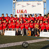 Men's Division Chasmpionship final of the USA Ultimate national Championships in Frisco, Texas - Seattle Sockeye v San Francisco Revolver