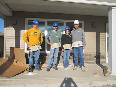 UI Circle K-Zion Lutheran-Kappa Sigma Build Day