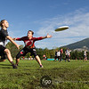 8-4-14 USA Drag'N Thrust v Spain Corocotta Mixed Division First Round Matchup at WFDF 2014 World Ultimate Club Championships in Lecco, Italy
